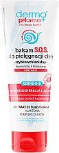 Kup Szybkowchłanialny balsam SOS do pielęgnacji ciała Dermoregeneracja i ukojenie - Dermo Pharma
