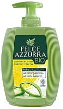 Kup Mydło w płynie Aloes i Cytryna - Felce Azzurra BIO Aloe Vera & Lemon Liquid Soap