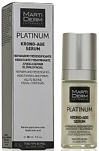 Kup Ujędrniające serum do twarzy - MartiDerm Platinum Krono-Age Serum
