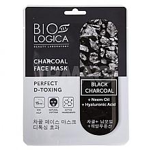 Kup Maska z węglem drzewnym Idealny detoks - Biologica Charcoal