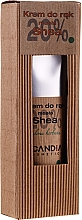Kup Krem do rąk Zielona herbata - Scandia Cosmetics 20% Shea Green Tea Hand Cream