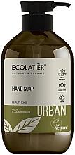 Kup Mydło w płynie do rąk Aloes i mleko migdałowe - Ecolatier Urban Liquid Soap