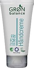 Kup Bezzapachowy krem do rąk - Gron Balance Hand Cream