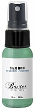 Kup Rozjaśniająco-nawilżający tonik do twarzy - Baxter of California Shave Tonic