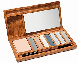 Kup Paleta mineralnych cieni do powiek - Alilla Cosmetics Universe Palette