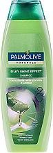 Kup Szampon zwiększający blask włosów Aloes i proteiny jedwabiu - Palmolive Naturals Silky Shine Effect Shampoo