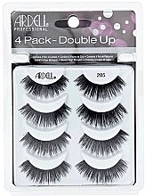 Kup Sztuczne rzęsy - Ardell Double Up 4 Pack 205 Lashes