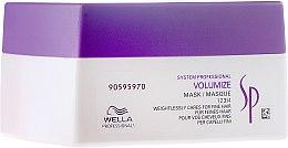 Kup Maska do włosów dodająca objętości - Wella SP Volumize Mask