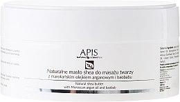 Kup Naturalne masło shea do masażu twarzy z marokańskim olejem arganowym i olejem z baobabu - APIS Professional Regeneration