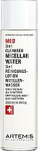 Kup Płyn micelarny - Artemis of Switzerland Med 3in1 Cleanser Micellar Water