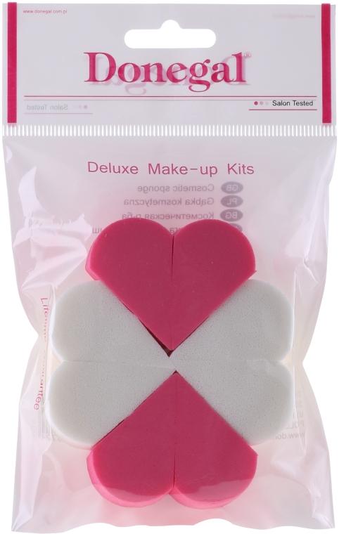 Kosmetyczne gąbki do makijażu 9672, 8 szt. - Donegal Deluxe Make-Up Kits