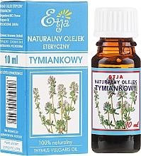 Kup Naturalny olejek tymiankowy - Etja Natural Essential Oil