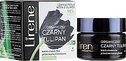 Kup Krem-maseczka przeciwzmarszczkowa 70+ Organiczny czarny tulipan - Lirene Black Tulip
