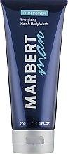 Kup Orzeźwiający żel pod prysznic do włosów i ciała dla mężczyzn - Marbert Man Skin Power Hair & Body Wash