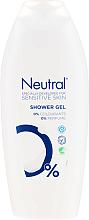 Kup PRZECENA! Neutralny żel do mycia ciała - Neutral 0% Shower Gel *