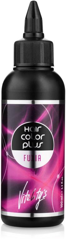 Trwała farba do włosów - Vitality's Hair Color Plus — фото N1