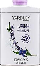 Kup Talk do ciała dla mężczyzn - Yardley English Lavender Perfumed Talc