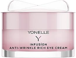 Kup Przeciwzmarszczkowy krem odżywczy pod oczy - Yonelle Infusion Anti-Wrinkle Rich Eye Cream