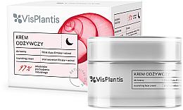 Kup PRZECENA! Przeciwzmarszczkowy krem odżywczy na noc - Vis Plantis Reti Vital Care *