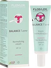 Kup Normalizujący krem do twarzy na dzień SPF 10 - FlosLek Balance T-Zone