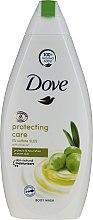 Kup Żel do mycia ciała z oliwą z oliwek - Dove Protect Care Body Wash