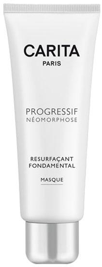 Żelowa maska peelingująca do twarzy - Carita Progressif Neomorphose Fundamental Resurfacing Gel Peeling Mask — фото N4