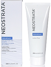Kup Wygładzający balsam glikolowy do twarzy - Neostrata Resurface Lotion Plus