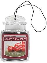 Kup Żelowy zapach do samochodu - Yankee Candle Car Jar Ultimate Black Cherry