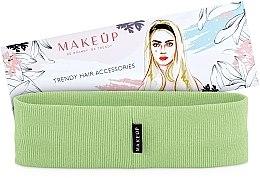 Kup Opaska na głowę Be Beauty, jasnozielona (20 x 6 cm) - Makeup