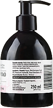 Różane czarne mydło w płynie z olejem arganowym - Beauté Marrakech Rose Black Liquid Soap  — фото N2