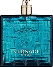 Kup Versace Eros - Woda toaletowa (tester bez nakrętki)