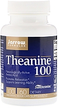 Kup Suplement diety, L-teanina, 100 mg - Jarrow Formulas Theanine, 100 mg