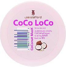 Kup Maska do włosów z olejem kokosowym - Lee Stafford CoCo LoCo Coconut Mask Treatment