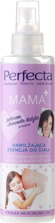 Nawilżająca esencja do ciała - Perfecta Mama  — фото N1
