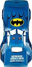 Kup Płyn do kąpieli dla dzieci Batmobil - Disney 3D Batmobile Bubble Bath