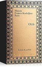 Kup Maison Francis Kurkdjian Oud Extrait de Parfum - Woda perfumowana