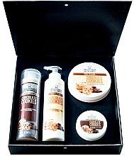 Kup Zestaw - Stani Chef's Chocolate Cookies (b/lot/250ml + sh/gel/250ml + b/scrub/250ml + h/cr/100ml)