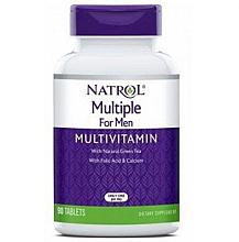 Kup Multiwitaminy dla mężczyzn - Natrol Multiple for Men Multivitamin