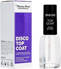 Kup Lakier fluorescencyjny - Pierre Rene Disco Top Coat Fluo Effect