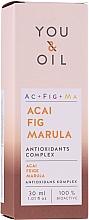 Kup Różane serum witaminowe 3 w 1 do twarzy - You & Oil Acai Fig Marula