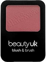 Kup Róż do policzków z pędzelkiem - Beauty UK Blush & Brush