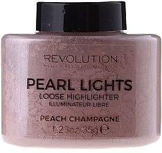 Kup Sypki rozświetlacz do twarzy, 35 g - Makeup Revolution Pearl Lights Loose Highlighter