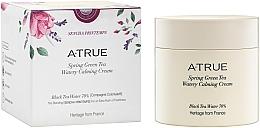 Kup Kojący krem do twarzy - A-True Spring Green Tea Watery Calming Cream