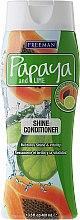 Kup Nabłyszczająca odżywka do włosów - Freeman Papaya And Lime Shine Conditioner