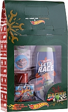 Kup Zestaw - Uroda For Kids Hot Wheels (sh/gel/250ml + edt/50ml + stickers)