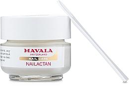 Krem dla zniszczonych paznokci - Mavala Nailactan — фото N2