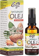 Kup Naturalny olej ze słodkich migdałów - Etja Sweet Almond Oil
