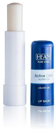 Nawilżający balsam do ust - Hean Lip Balm Active Care — фото N1