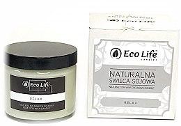 Kup Naturalna świeca sojowa Relax - Eco Life Candles