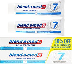 Kup Pasta do zębów - Blend-a-med Complete Protect 7 Crystal White Toothpaste
